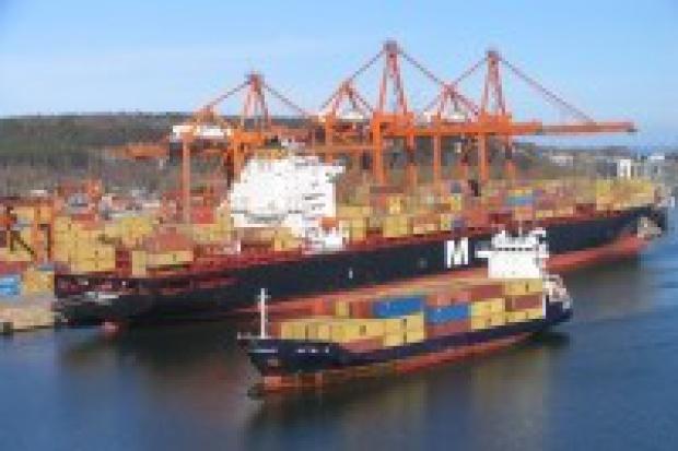 10 największych statków w Gdyni