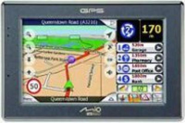 Mio liderem rynku GPS w Polsce