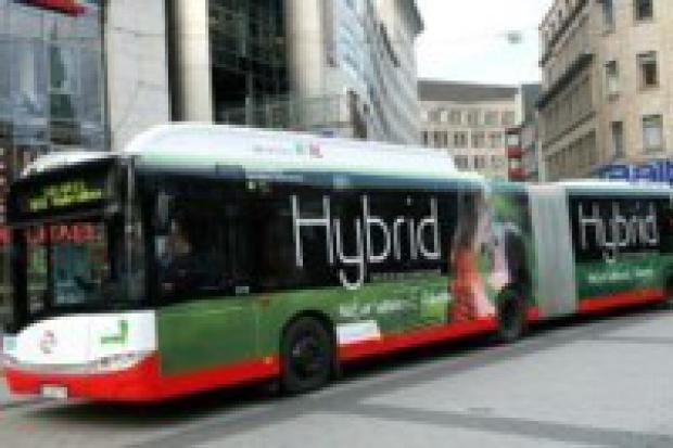 Hybrydowy Solaris w Bochum