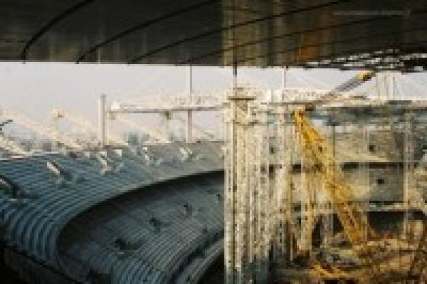 Nie zdążymy z budowami na Euro 2012 przez Anglików?