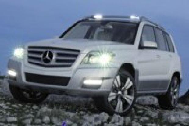 Mercedes łączy SUV'a z off-roadem