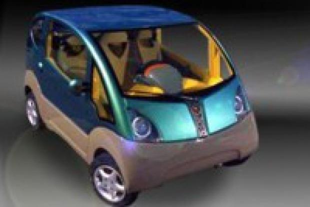 Francuski samochód na powietrze produkowany w Indiach