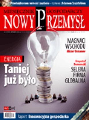Nowy Przemysł 01/2008