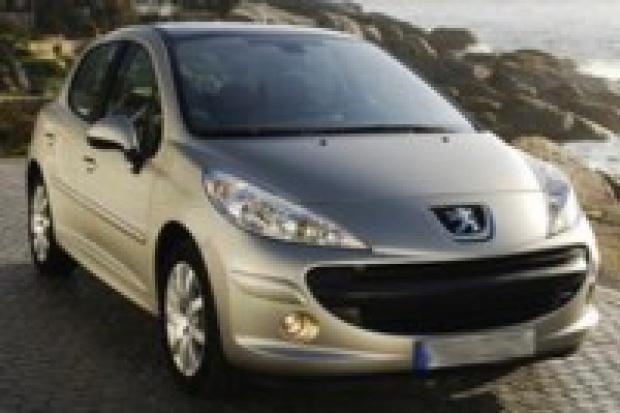 3,7% wzrost sprzedaży Peugeota