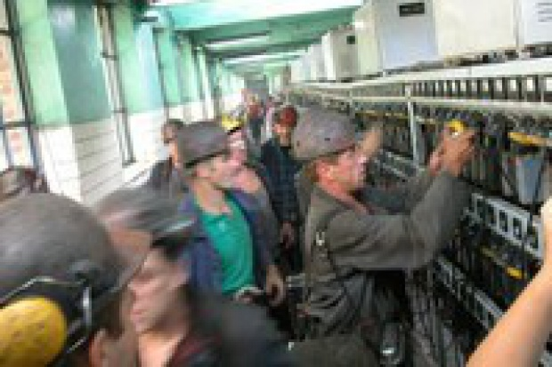 Górnicy z Budryka nie chcą pracować na innych kopalniach JSW