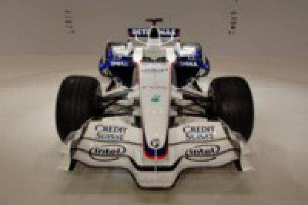 BMW Sauber F1: pierwsze testy zaliczone