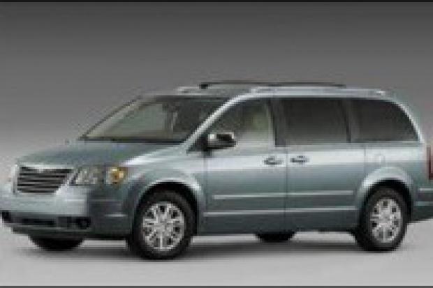 Amerykański van Volkswagena nazywa się Routan
