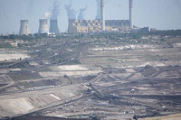 Posłowie PO walczą o wyższe limity CO2 dla Elektrowni Bełchatów