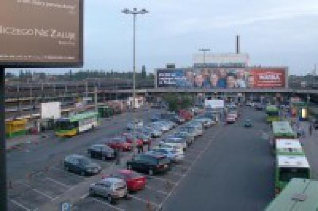 Kolej na nowy dworzec w Poznaniu