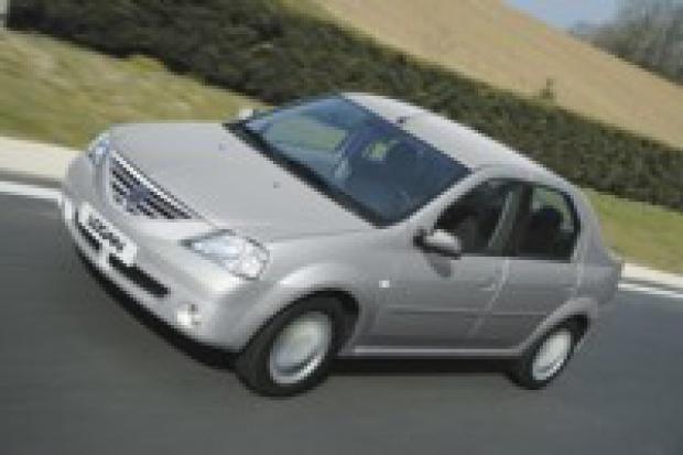 "Za dwa lata ""czysta"" Dacia Logan"