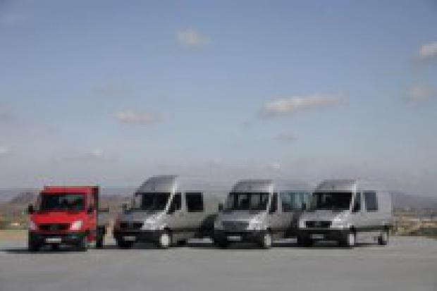 Sprinter na gaz tajną bronią Daimlera?