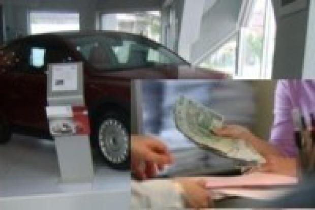 Samochody: na benzynę, na ON, na raty