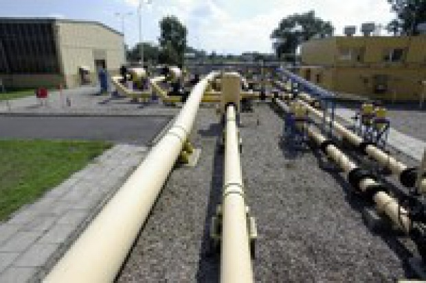 Finlandia chce przesunąć gazociąg północny na ląd