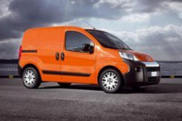 Ponad 34 % wzrost rynku aut dostawczych