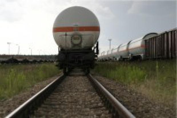 Brakuje cystern kolejowych