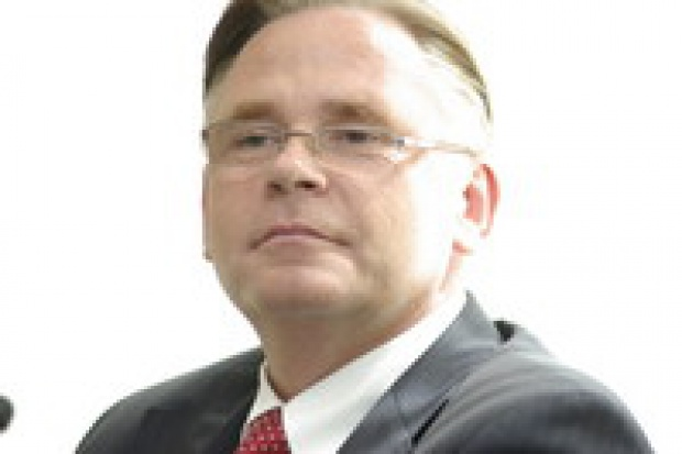 Krzysztof Lewicki, były prezes Zakładów Azotowych Puławy jest obecnie dyrektorem ds. przemysłu w Stomilu Sanok