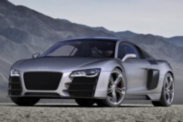 """12 cylindrów w dieslu """"dla sportu"""" w Audi R8"""