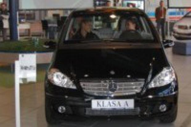 Mercedes z Polski?