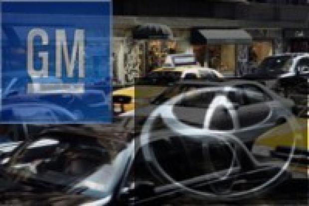 Światowi moto-liderzy: produkcja - Toyota, sprzedaż - GM