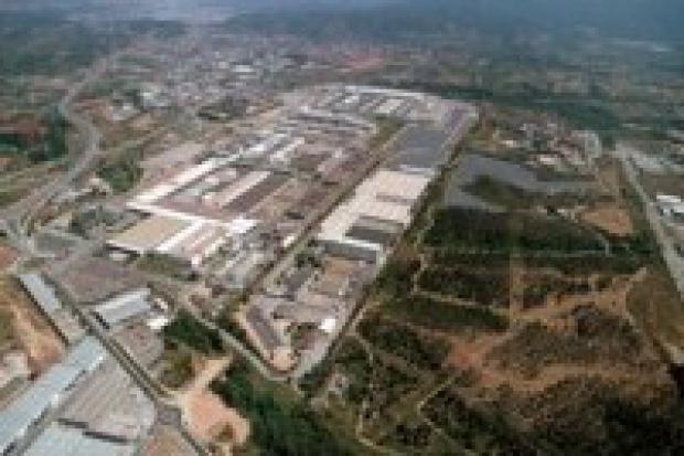 Fabryka Martorell Seata - energia ze słońca