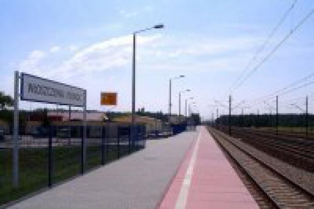 Jest opinia w sprawie peronu we Włoszczowej, ale wymaga uzupełnienia