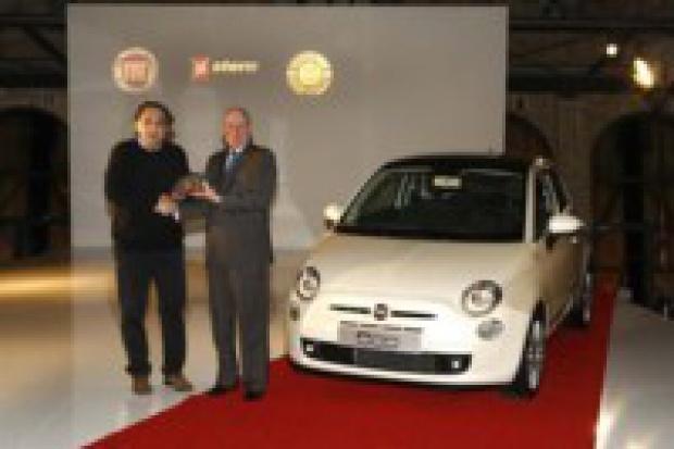 Fiat 500 odebrał koronę