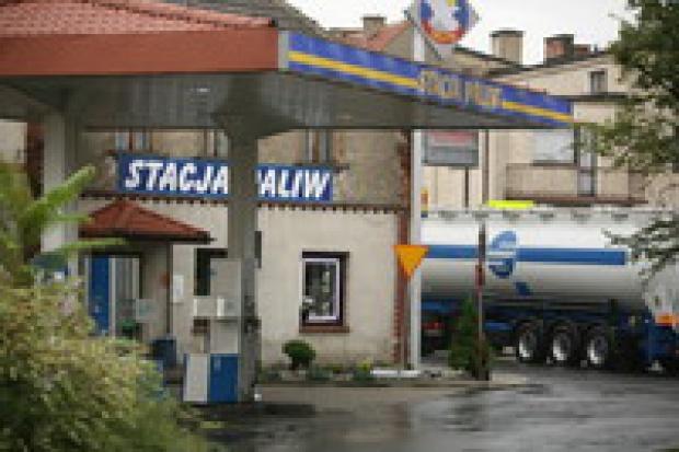 4 proc. fałszerstw paliw w 2007 roku