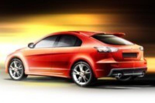 Prototype-S - nowa koncepcja hatchbacka