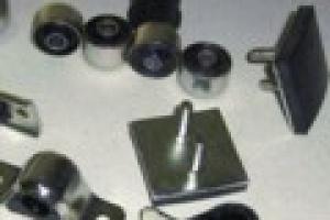 Ocena części gumowych w samochodach