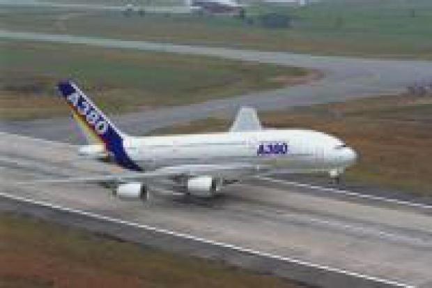 Airbus lata na gazie