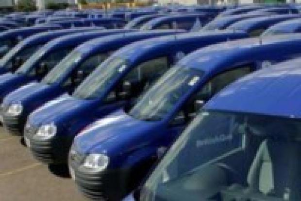 Wzrosła sprzedaż samochodów o masie do 3,5 tony