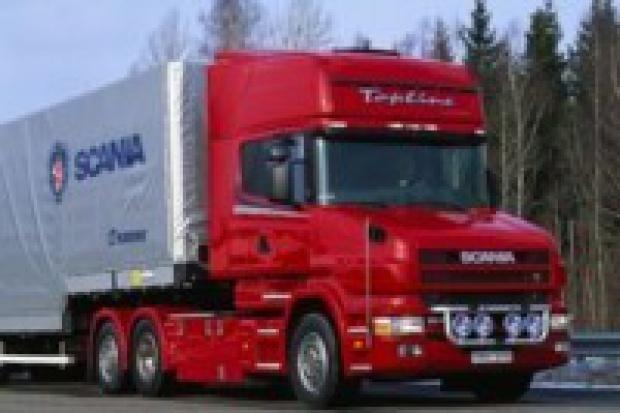 Scania: stały popyt