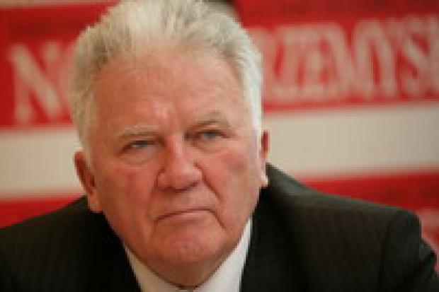 Klemens Ścierski, były dyrektor PKE SA Elektrowni Łaziska, kilka miesięcy temu przeszedł na emeryturę