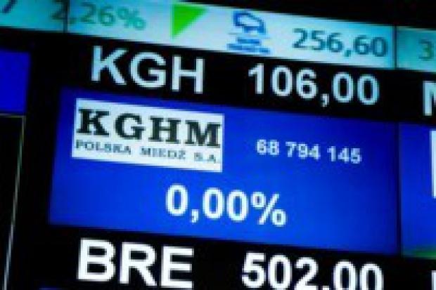 KGHM zakłada wysoki zysk w 2008 r. i dobre wyniki w przyszłości