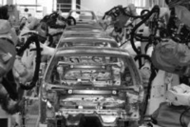Wzrost produkcji samochodów w styczniu