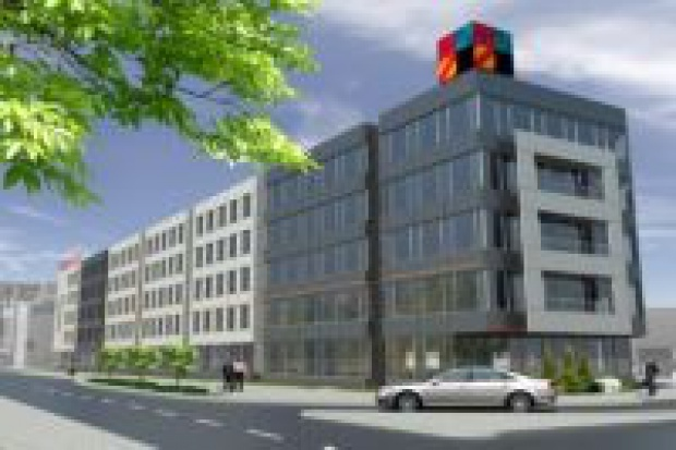 GTC rozpoczyna w Krakowie budowę Centrum Biurowego Kazimierz