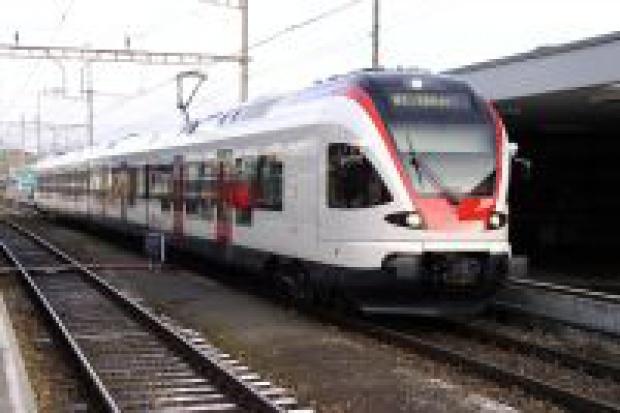 Testy nowych pociągów regionalnych Stadlera
