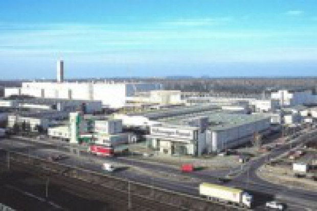 Paliła się hala w fabryce VW w Antoninku