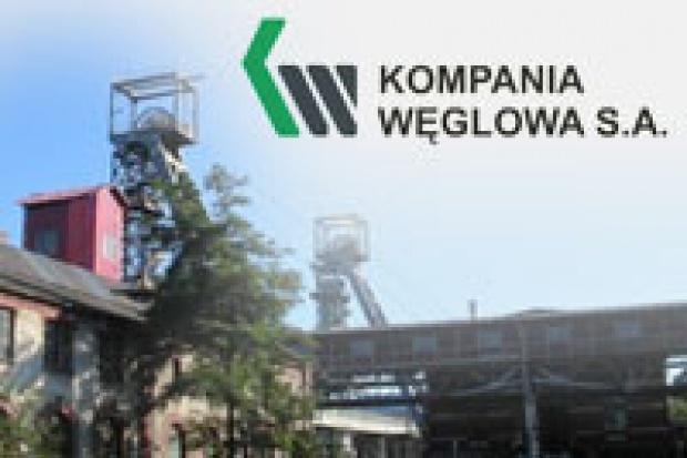 Kompania Węglowa będzie łączyć swoje kopalnie