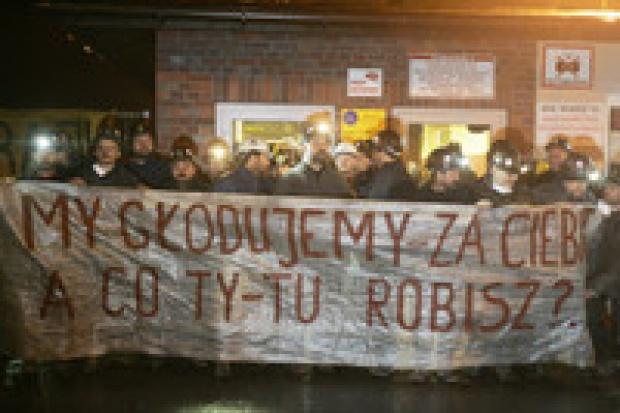 JSW zwalnia kolejnych przywódców strajku w Budryku