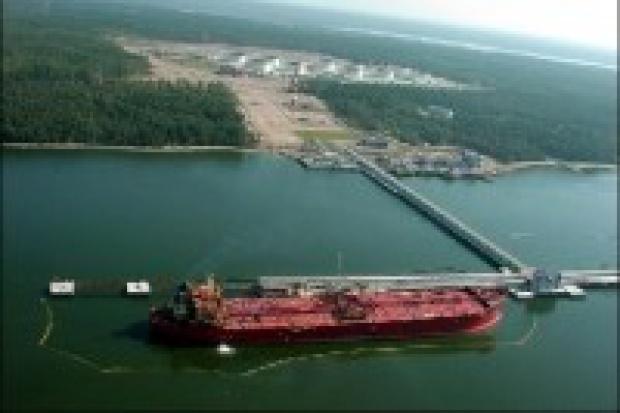Gdański Naftoport wspiera niemieckie rafinerie