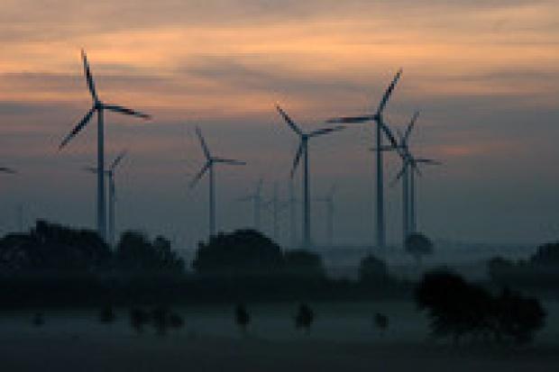 Rośnie produkcja energii z wiatru