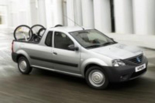 Renault wprowadza pickupa do rodziny Logana