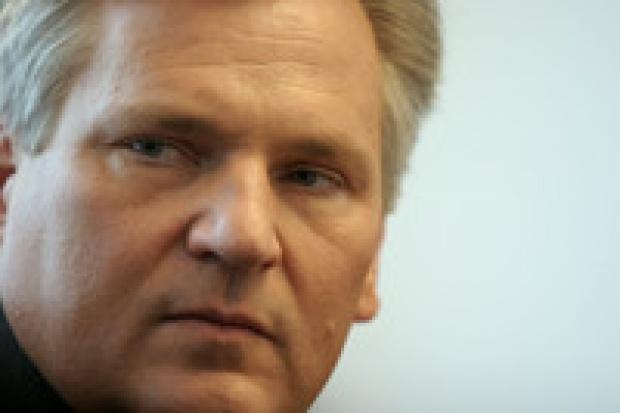 Kampania Aleksandra Kwaśniewskiego finansowana przez mafię węglową?