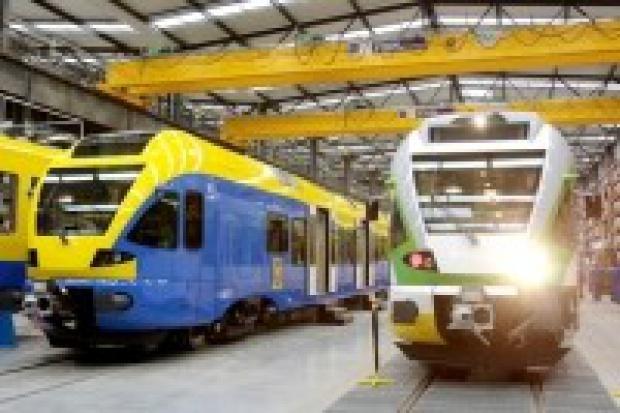 Stadler Rail: pierwsze FLIRT-y dla woj. mazowieckiego i śląskiego