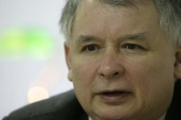 Jarosław Kaczyński przyznaje: Prezydent mylił się co do Krauzego