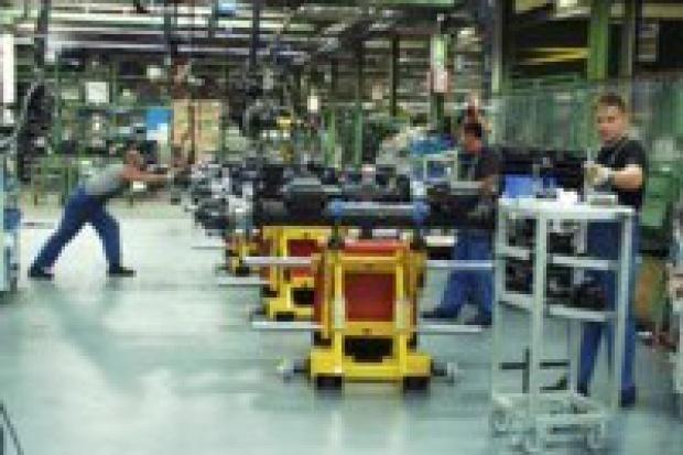 Wyższe moce produkcyjne Mercedes-Benz TrailerAxleSystems