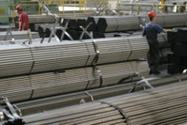 Indie i Brazylia zwiększają produkcję stali