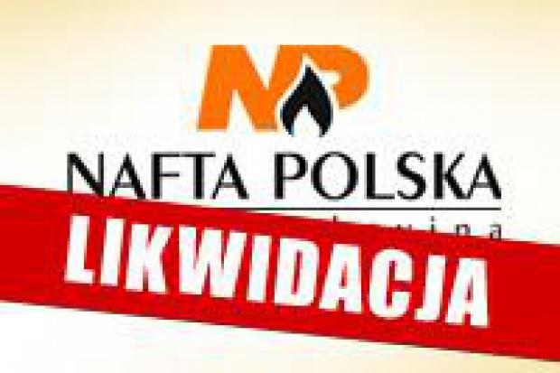 Likwidacja Nafty Polskiej opóźniłaby prywatyzację