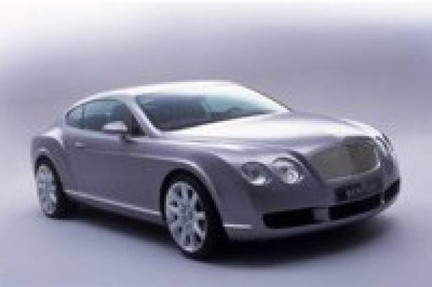 Bentleya można już kupić w Polsce